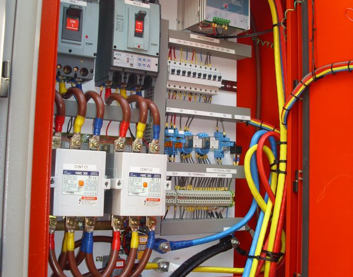Generator installation 2